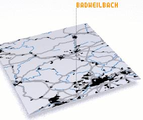 3d view of Bad Weilbach