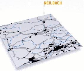 3d view of Weilbach