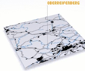 3d view of Oberreifenberg