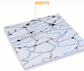 3d view of Hörste