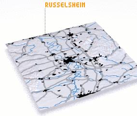 3d view of Rüsselsheim