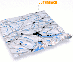 3d view of Luterbach