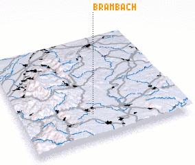 3d view of Brambach