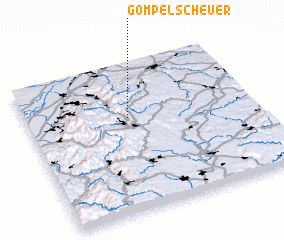 3d view of Gompelscheuer