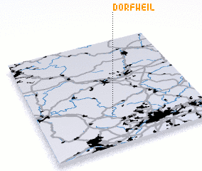 3d view of Dorfweil