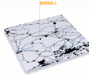 3d view of Bermoll