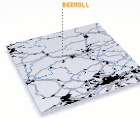 3d view of Bermoll