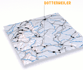 3d view of Dottenweiler