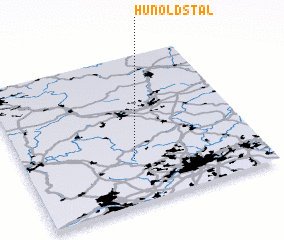3d view of Hunoldstal