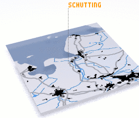 3d view of Schütting