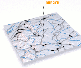 3d view of Lombach