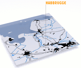 3d view of Habbrügge