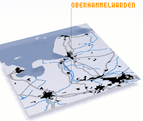 3d view of Oberhammelwarden