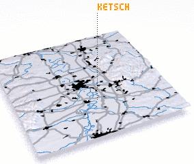 3d view of Ketsch