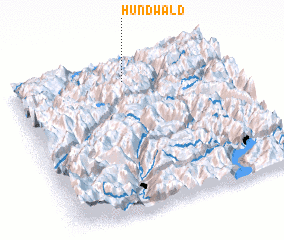 3d view of Hundwald