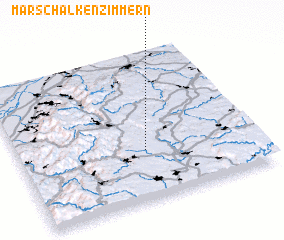 3d view of Marschalkenzimmern