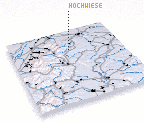 3d view of Hochwiese