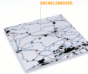 3d view of Rachelshausen