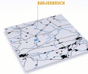 3d view of Barjenbruch
