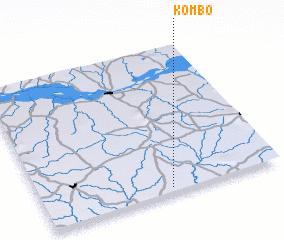 3d view of Kombo