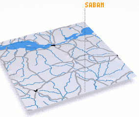 3d view of Sabam
