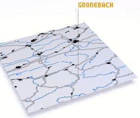 3d view of Grönebach