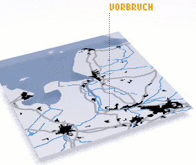 3d view of Vorbruch