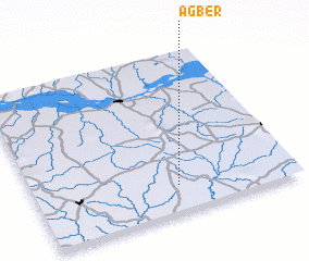 3d view of Agber