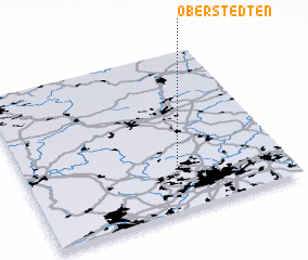 3d view of Oberstedten