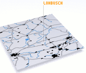3d view of Lohbusch