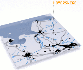 3d view of Hoyerswege