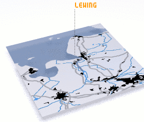 3d view of Lewing