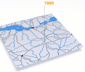 3d view of Yaan