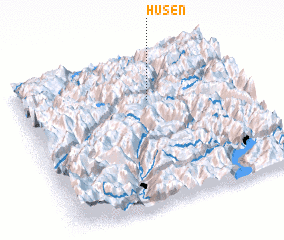 3d view of Husen
