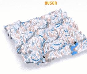 3d view of Husen