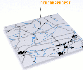 3d view of Neuenmarhorst