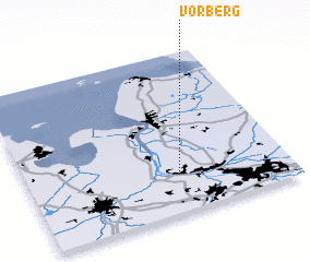 3d view of Vorberg