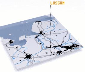 3d view of Lüssum