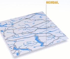 3d view of Heimdal