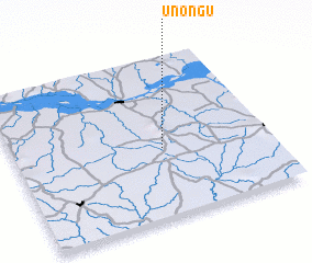 3d view of Unongu