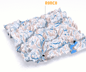 3d view of Ronco