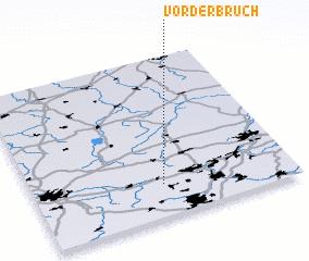 3d view of Vorderbruch
