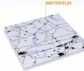 3d view of Hartenfelde