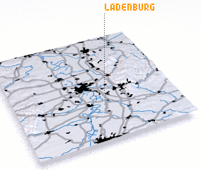 3d view of Ladenburg