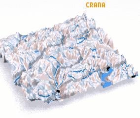 3d view of Crana