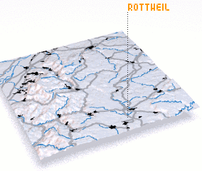 3d view of Rottweil