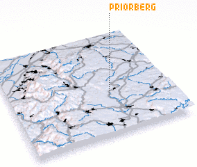 3d view of Priorberg