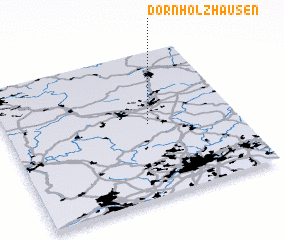3d view of Dornholzhausen