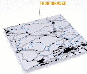 3d view of Frohnhausen