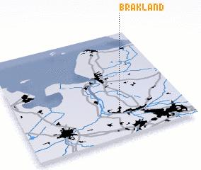 3d view of Brakland